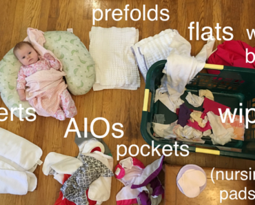 Cloth Diapers Basics